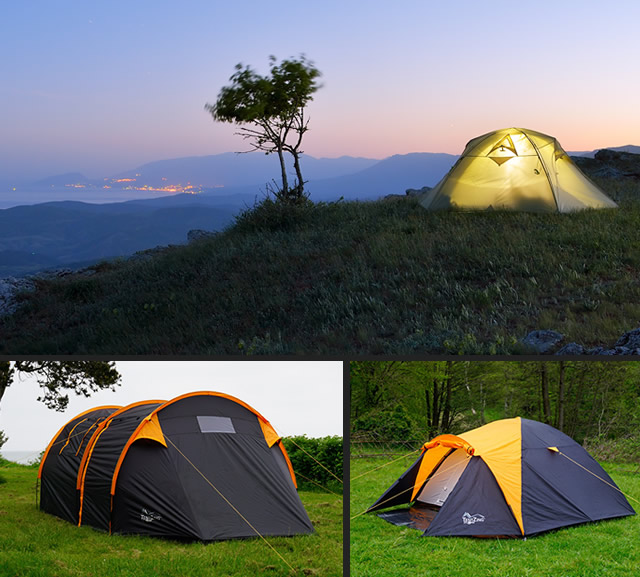 Tentzing Quality Camping Tents